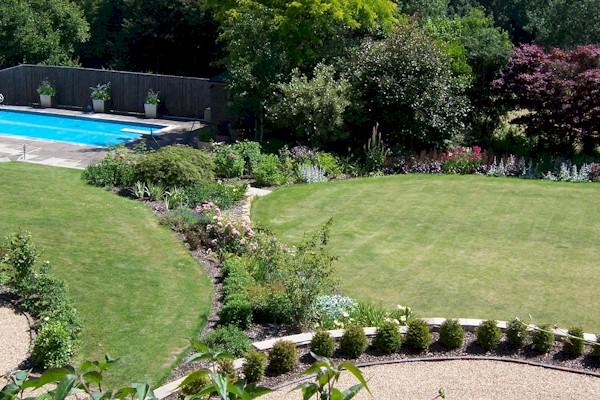 Scaramanga garden design sussex kent surrey london for Landscape design sussex